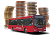 Motoring costs drive more people onto our buses