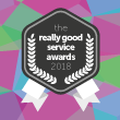 really good service awards 2018