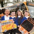 my15 bus pulls out all the stops for Fairfield pupils