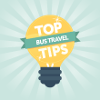 top tips for bus travel this January
